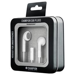 Champion Headset Ear Plugs Vit