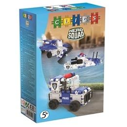 Clics, Hero Squad Polis 3-i-1
