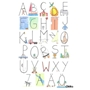 Clicko - ABC-plansch bokstäver