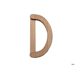 Clicko - D- bygg din bokstav med magnetisk byggsats