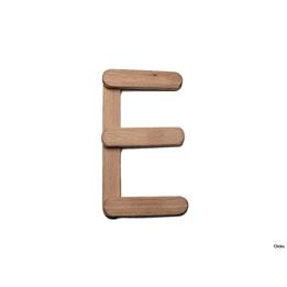Clicko - E- bygg din bokstav med magnetisk byggsats