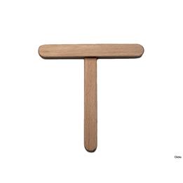 Clicko - T- bygg din bokstav med magnetisk byggsats