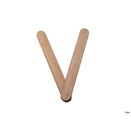 Clicko - V- bygg din bokstav med magnetisk byggsats