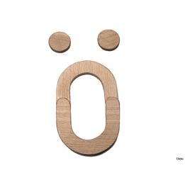 Clicko - Ö- bygg din bokstav med magnetisk byggsats