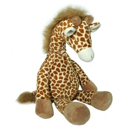 Cloud b, Gentle Giraffe Speldosa