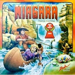 Competo, Niagara, Årets Familjespel 2009