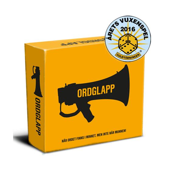 Competo, Ordglapp