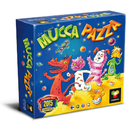 Competo, Mucca Pazza, Årets Barnspel 2015 i Finland
