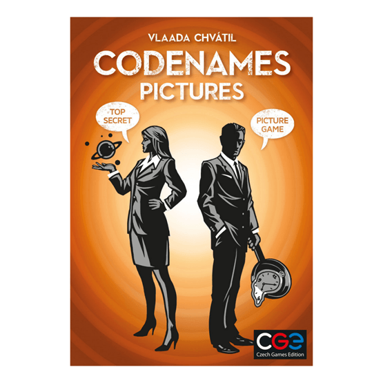 Codenames: Pictures (Eng)