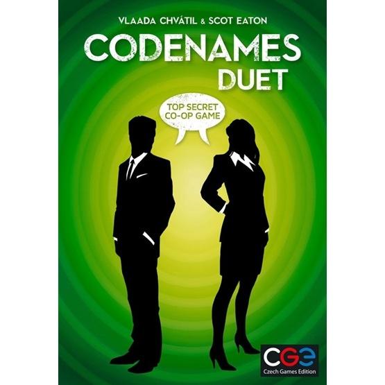 Codenames: Duet (Eng)
