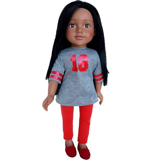 Design a Friend, Ellie Doll