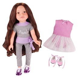 Design a Friend, Darcy Doll