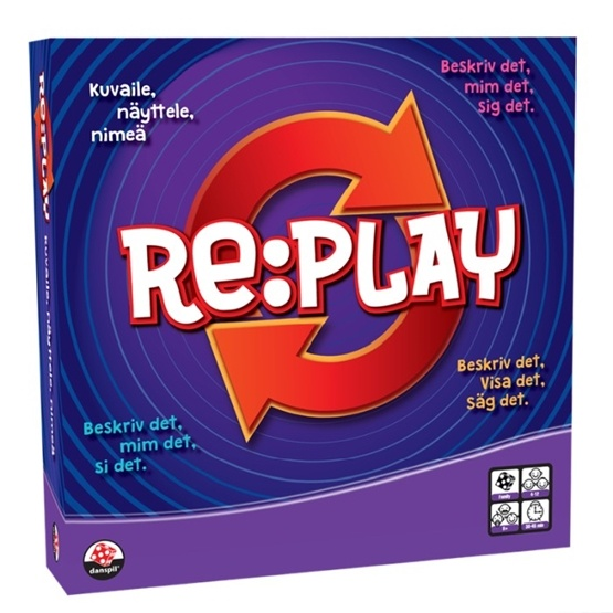 Danspil, Re:Play