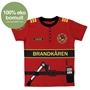 Den Goda Fen, Brandman T-shirt 100 % Eko 5-6 år