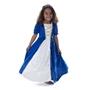 Den Goda Fen, Prinsessklänning Blå 4-5 år