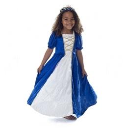 Den Goda Fen, Prinsessklänning Blå 3-4 år