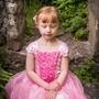 Den Goda Fen, Prinsessklänning Rosamunda 6-7 år