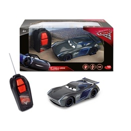 Disney Cars 3, R/C Jackson Storm Single Drive 1:32