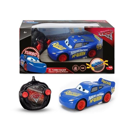 Diseny Cars 3, R/C Fabulous Racer Lightning McQueen 2,4 GHz