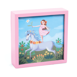 Djeco - Magical Nightlight - Fairy Unicorn