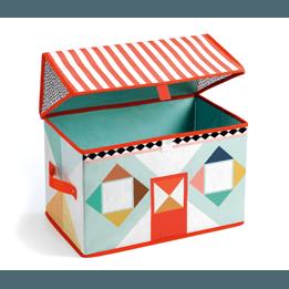 Djeco - Toy Box - House