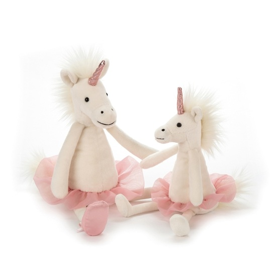 Jellycat, Dancing Darcey Unicorn