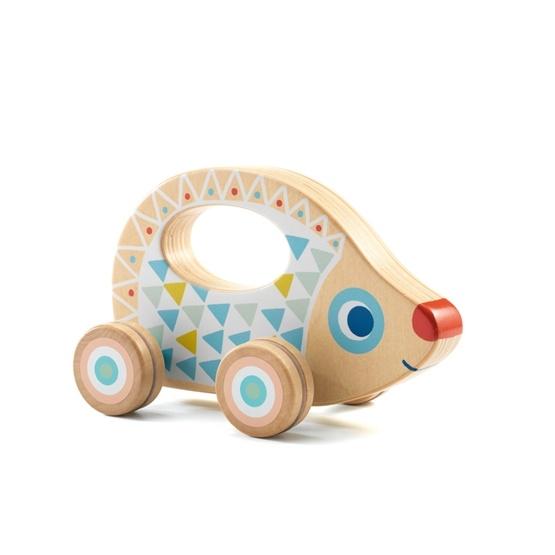 Djeco - Baby White - Rouli