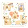 Djeco - Baby White - Puzzi