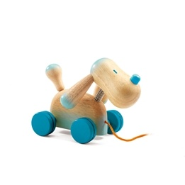Djeco - Pull Along - Doggy