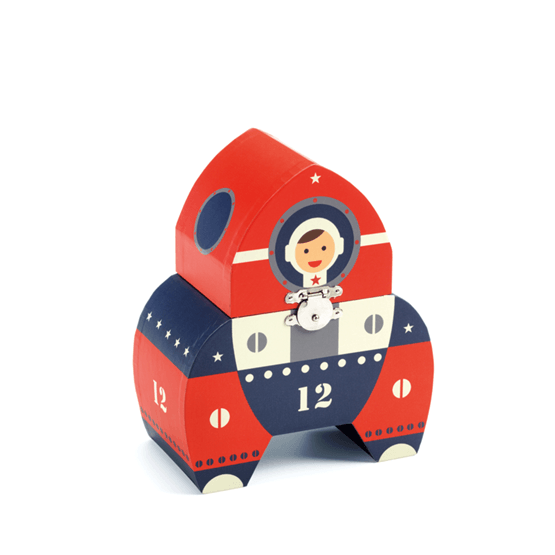 Djeco - Music Box - Polo 12