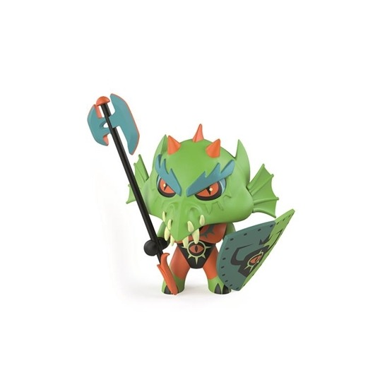Djeco - Arty Toys - Drack Knight