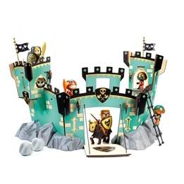 Djeco - Arty Toys - Castle On The Rock