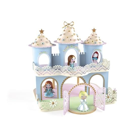 Djeco - Arty Toys - Princesses Castle