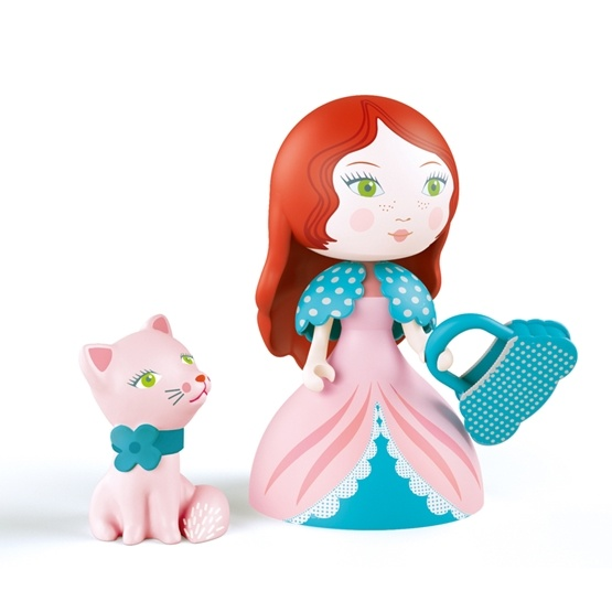 Djeco - Arty Toys - Rosa & Cat