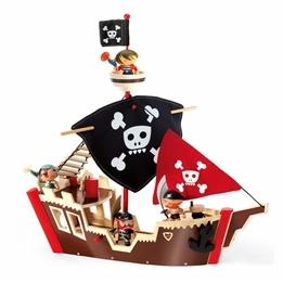 Djeco - Ze Pirat Boat