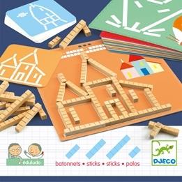 Djeco - Eduludo - Sticks