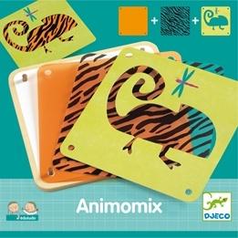 Djeco - Eduludo - Animalmix