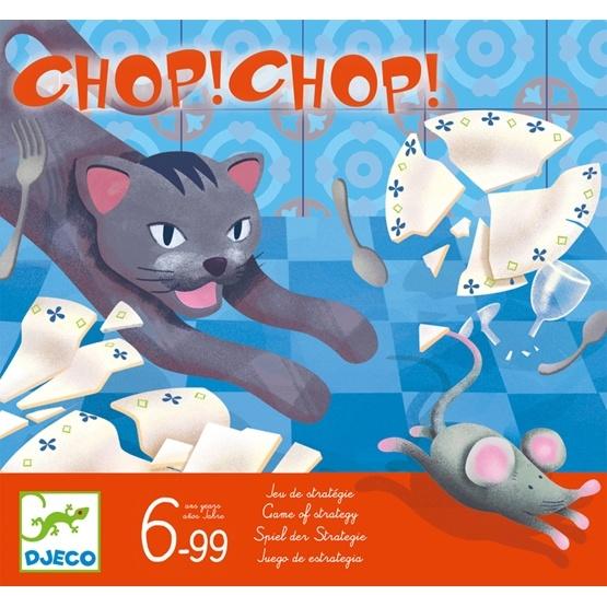 Djeco - Games - Chop Chop