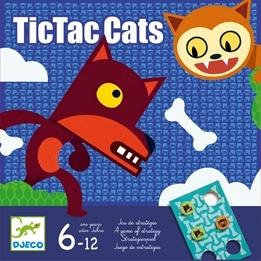 Djeco - TicTacCats