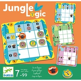 Djeco - Games - Jungle Logic