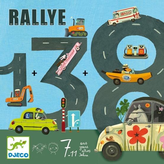 Djeco - Games - Rallye