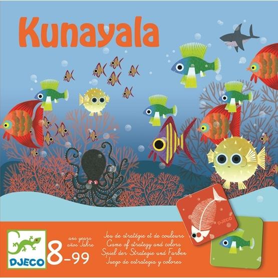 Djeco - Games - Kunayala
