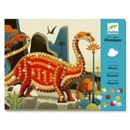 Djeco - Mosaic - Dinosaurs
