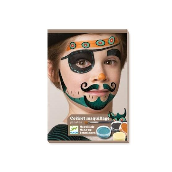 Djeco - Make-Up - Pirate