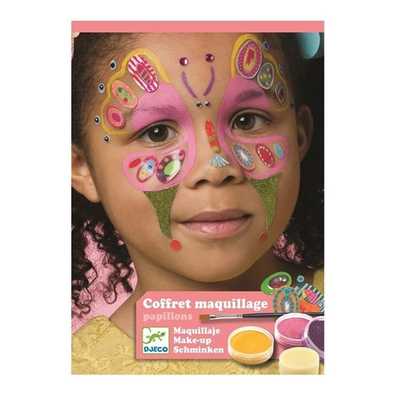 Djeco - Make-Up - Butterfly