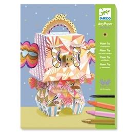 Djeco - Arty Paper - Mexikoala
