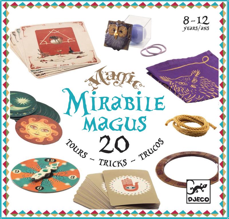 Djeco - Magic - Mirabile Magus
