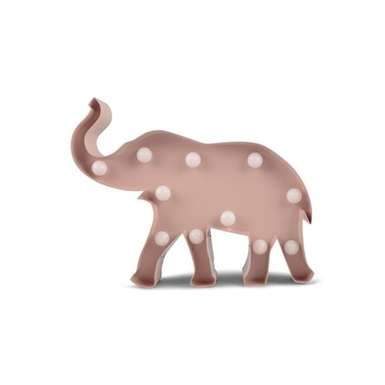 FORM Living, Vägglampa Elefant Rosa