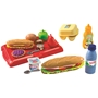 Ecoiffier, Sandwich Box & 25 tillbehör