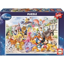 Disney, Pussel Parade 200 bitar